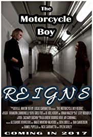 The Motorcycle Boy Reigns Poster