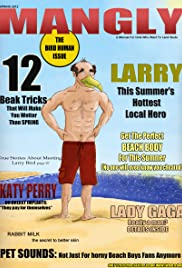 Larry Freaks Out Poster