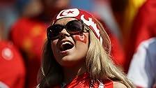 Bélgica - Túnez