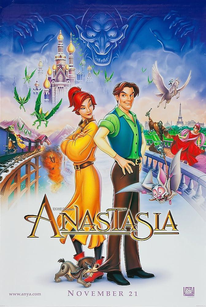 真假公主:安娜塔西亞 | awwrated | 你的 Netflix 避雷好幫手!