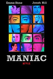 Image result for maniac netflix movie poster