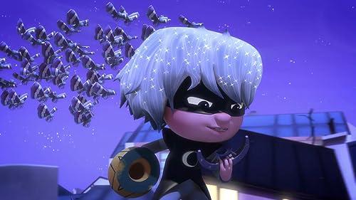 Pj Masks: Owlette's Feathered Friend