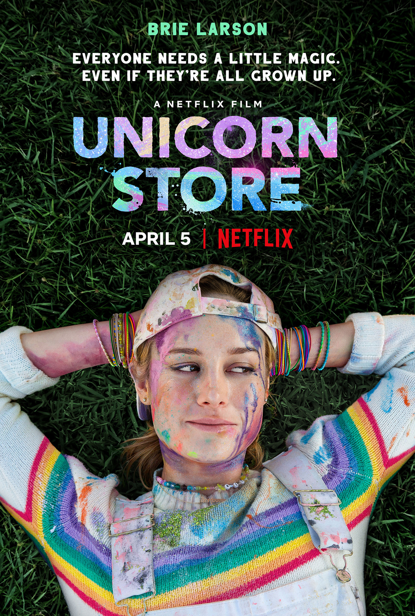 Image result for unicorn store poster