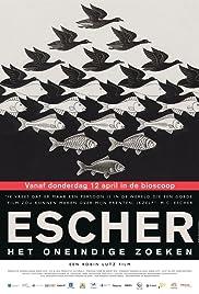 Escher: Het Oneindige Zoeken Poster