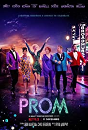 The Prom (2020) Poster - Movie Forum, Cast, Reviews