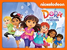 Dora and Friends: Into the City! (TV Series 2014)