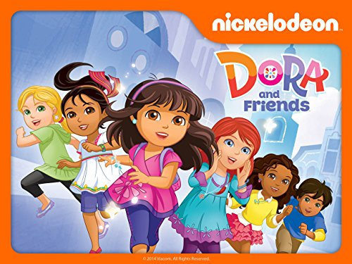Dora ir draugai (1 sezonas) / Dora and Friends: Into the City!