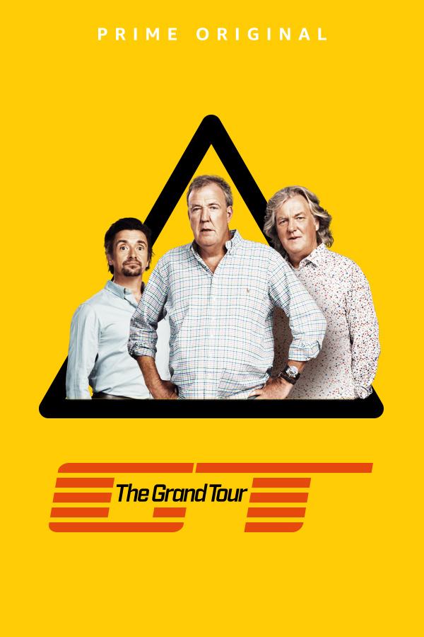The Grand Tour Season 2 COMPLETE WEBRip 480p, 720p & 1080p