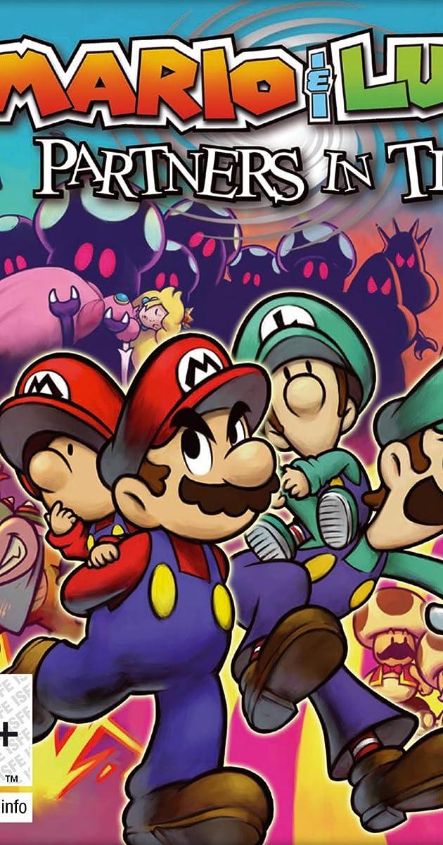 Mario Und Luigi Partners In Time