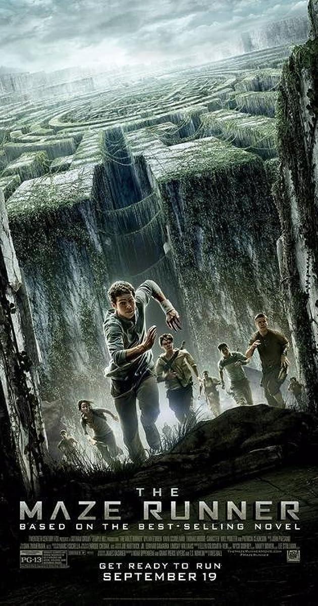 The maze runner 2014 trivia imdb fandeluxe Images
