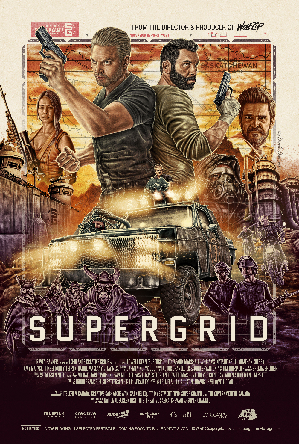 SuperGrid