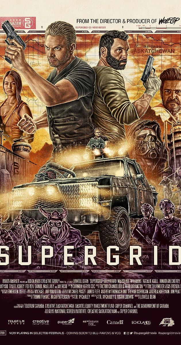 Subtitle of SuperGrid