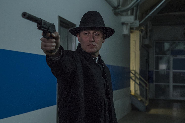 Josh Stewart in The Punisher (2017)