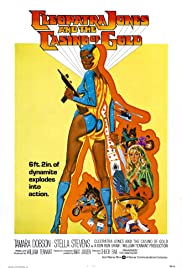 Cleopatra Jones and the Casino of Gold Poster