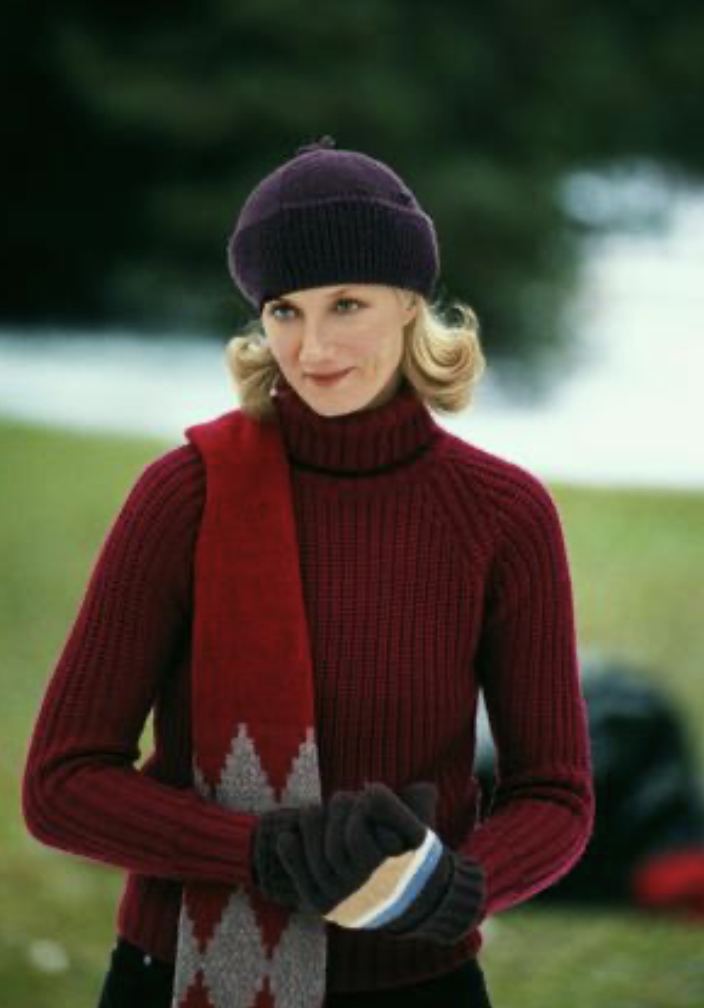Joely Richardson in Fallen Angel (2003)