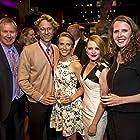 Robert Murphy, Alex Holdridge, Jennifer Ulrich, Ineke Hagedorn, and Linnea Saasen in Meet Me in Montenegro (2014)