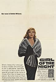 Girl of the Night Poster