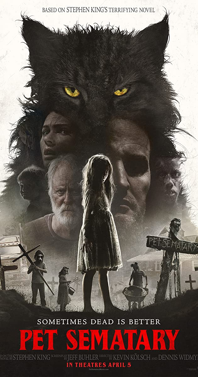 Play or Watch Movies for free Pet Sematary (2019)