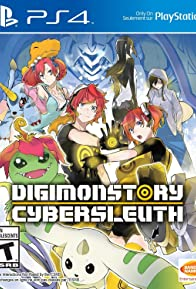 Primary photo for Digimon Story: Cyber Sleuth