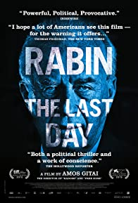Primary photo for Rabin, the Last Day