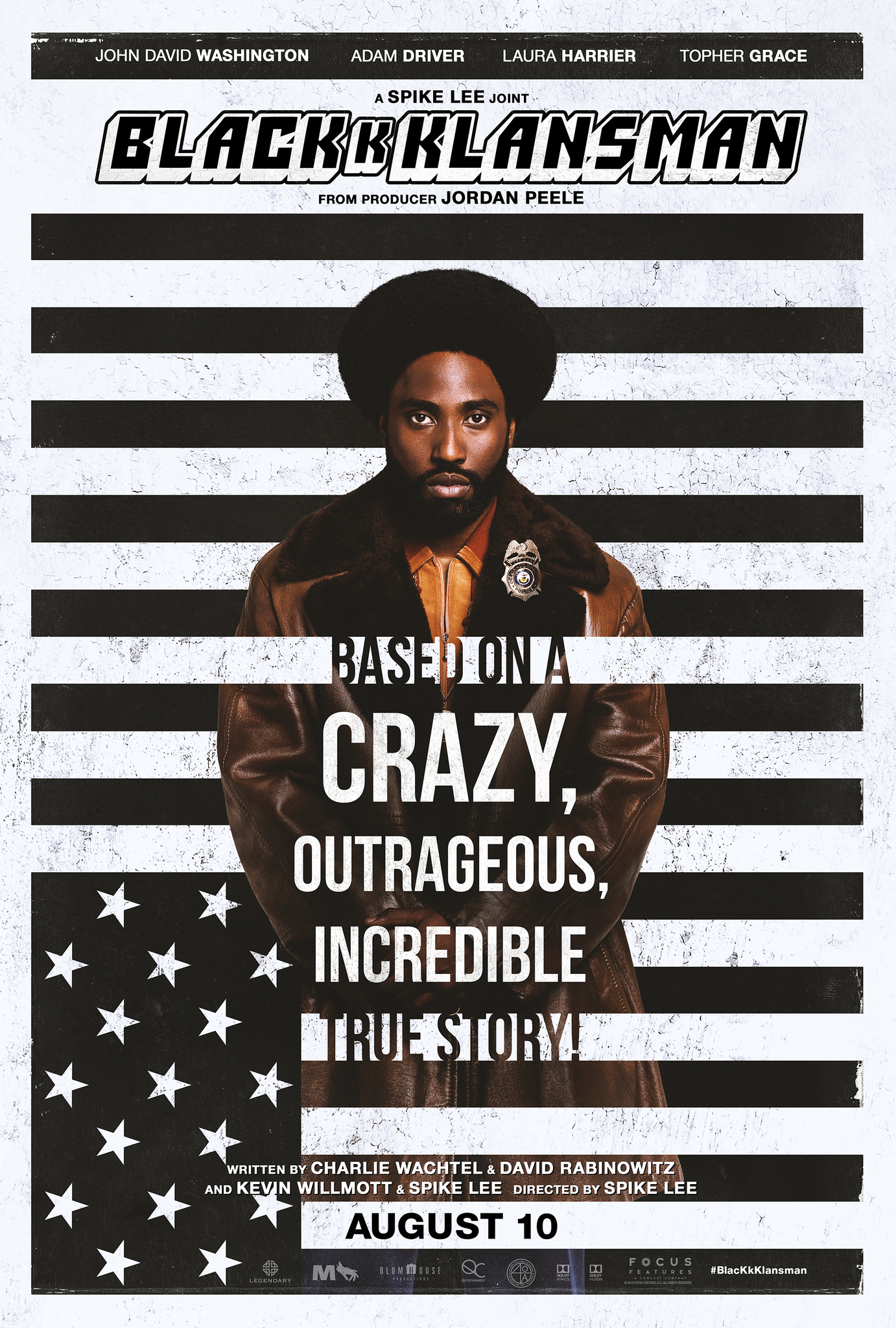 Image result for BlacKkKlansman (2018)