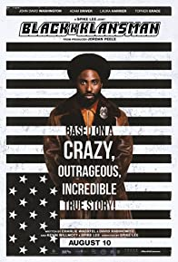 Primary photo for BlacKkKlansman