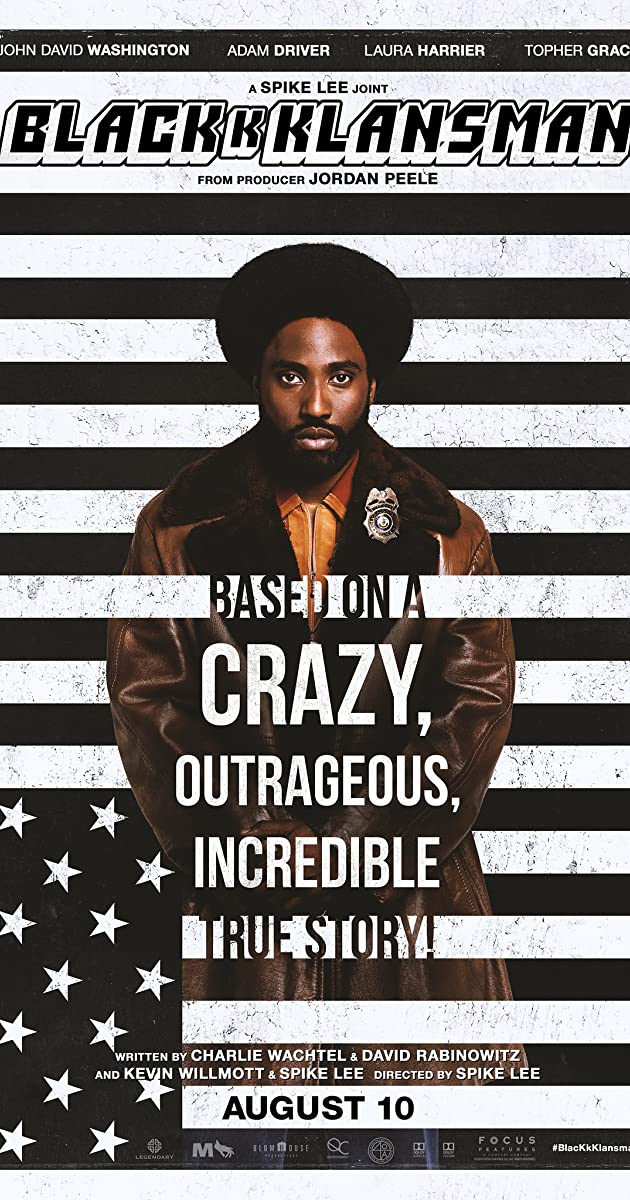 [ www.Torrent9.PH ] BlacKkKlansman.2018.FRENCH.HDRip.XviD-FuN.avi