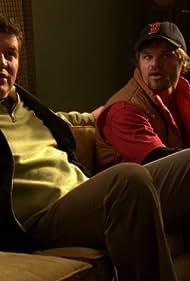 Brad William Henke and Evan Jones in October Road (2007)