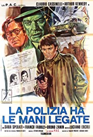 La polizia ha le mani legate (1975) Poster - Movie Forum, Cast, Reviews