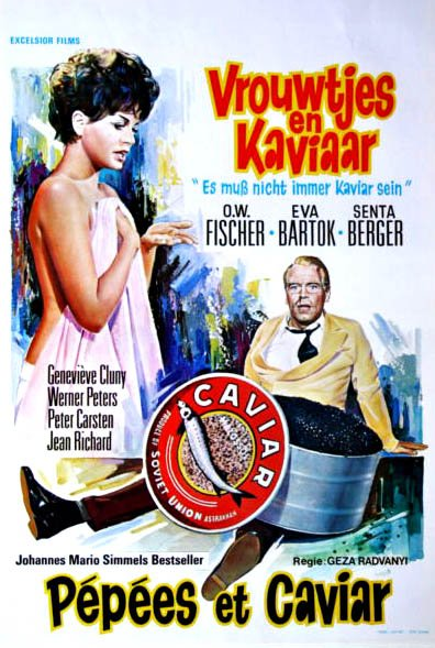 Filme kaviar Persischer Beluga