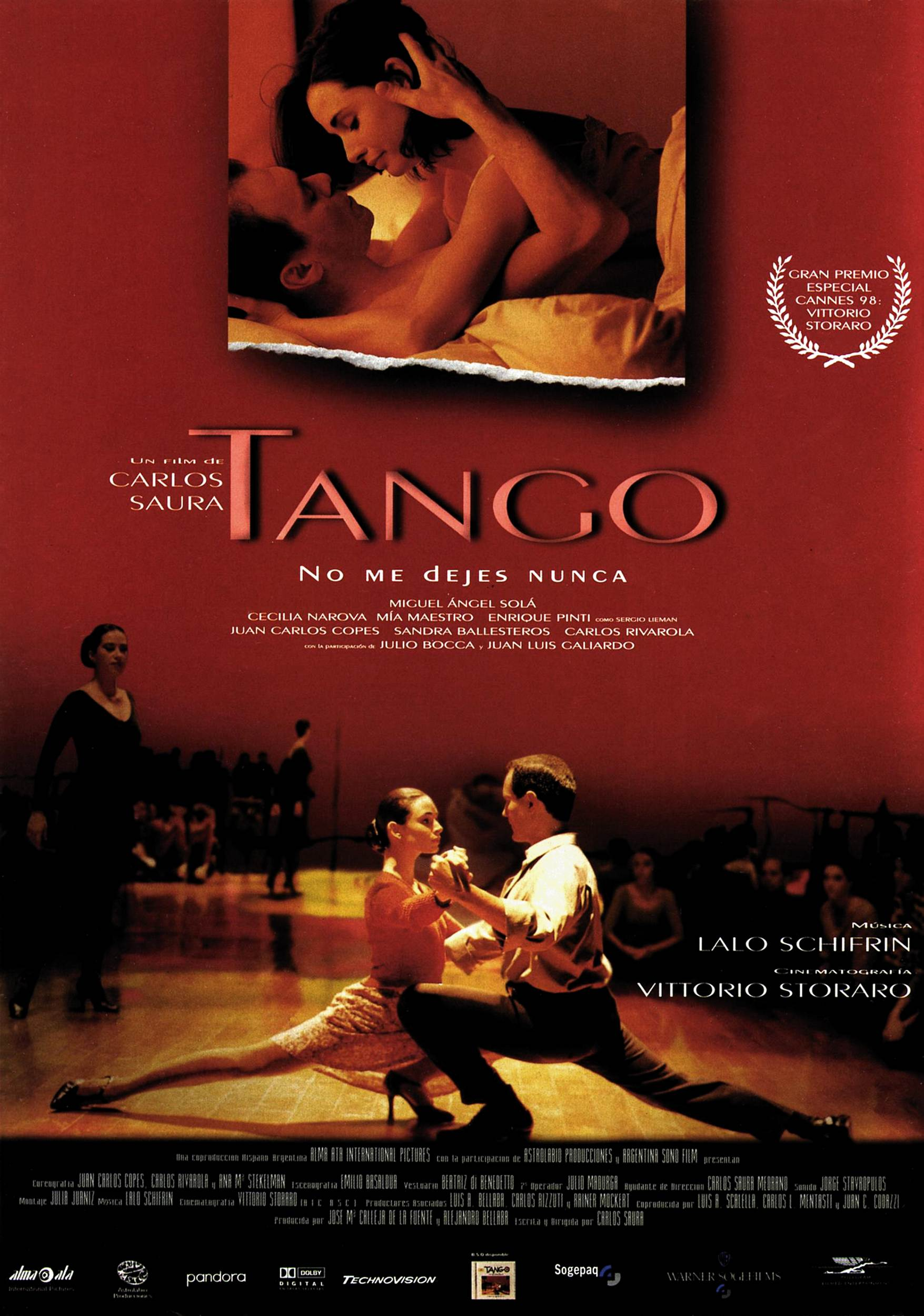 the most attractive man tango argentin