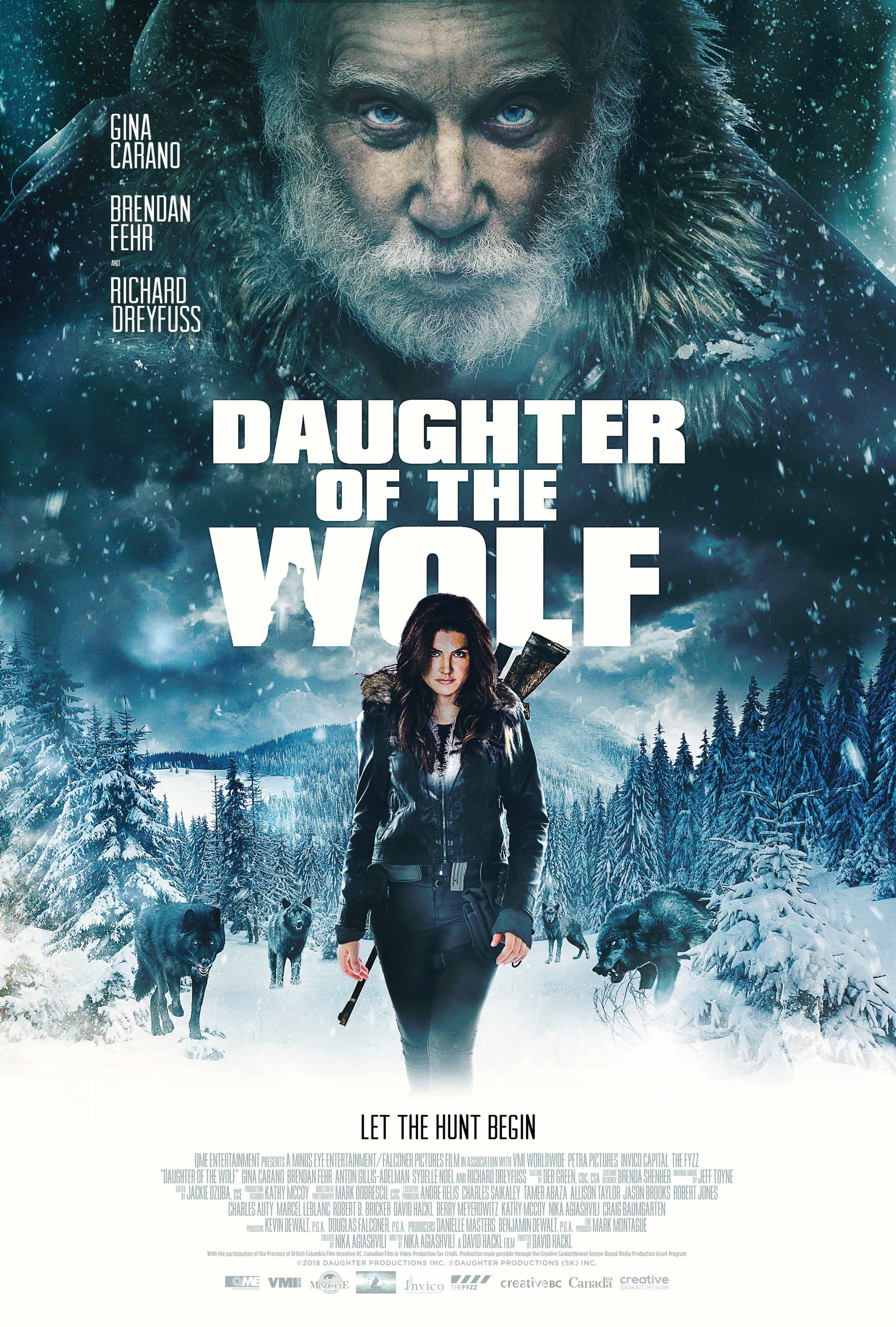 VILKO DUKRA (2019) / Daughter of the Wolf