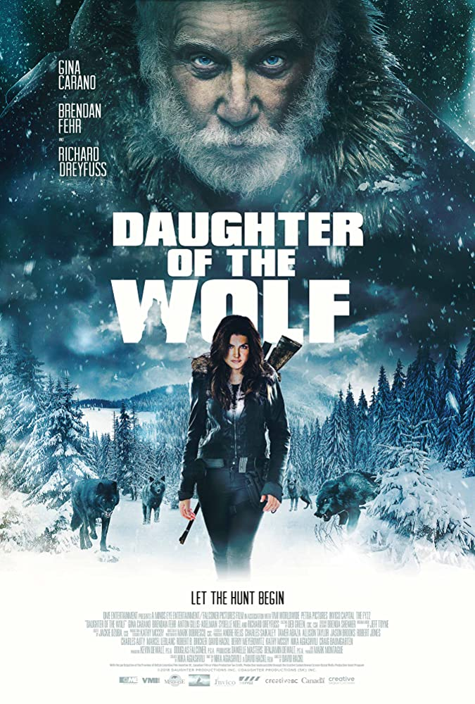 Daughter of the Wolf (2019) English 720p HDRip 800MB ESubs