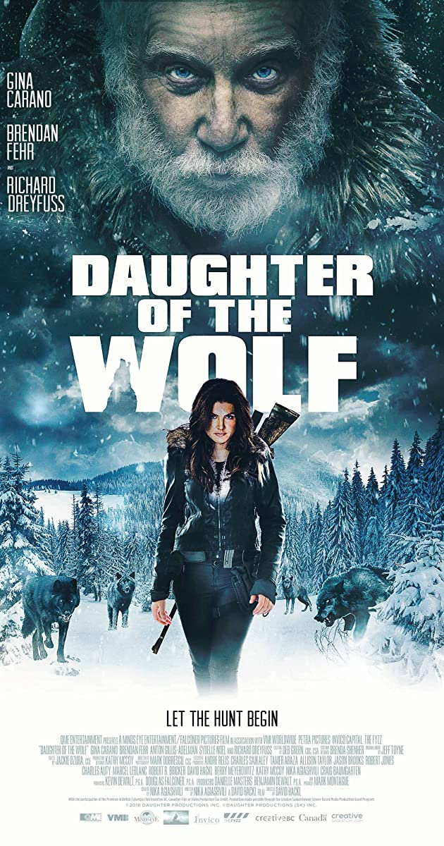 Subtitle of Daughter of the Wolf