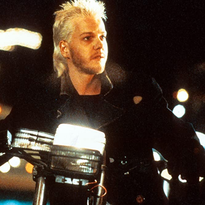 Kiefer Sutherland in The Lost Boys (1987)