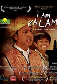 Gulshan Grover and Harsh Mayar in I Am Kalam (2010)