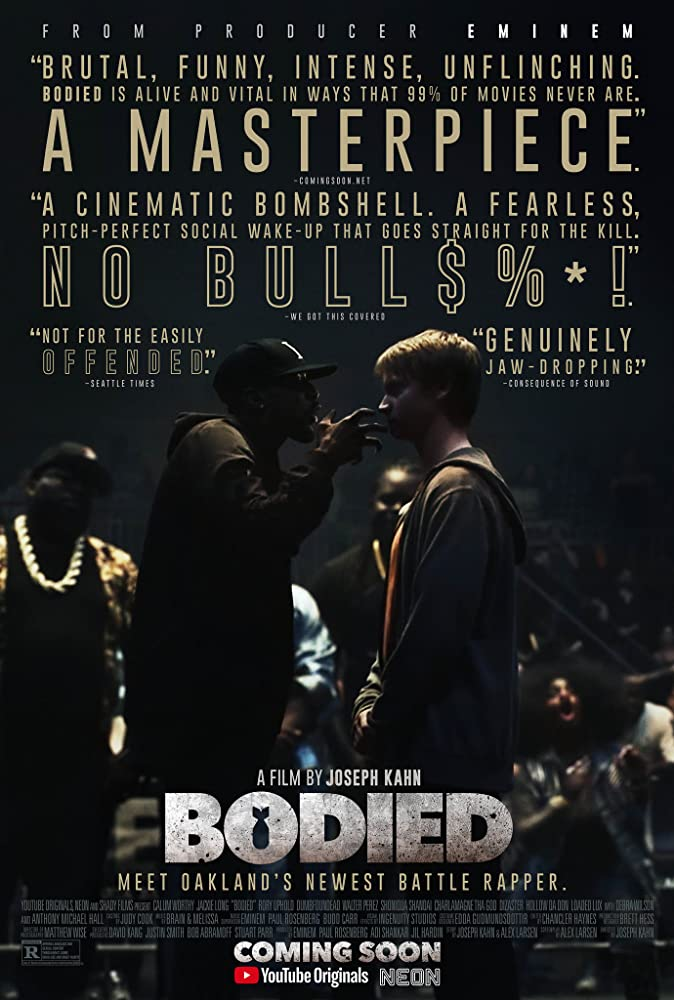 Bodied (2018) English