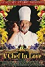 A Chef in Love (1996) Poster