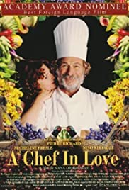 A Chef in Love Poster