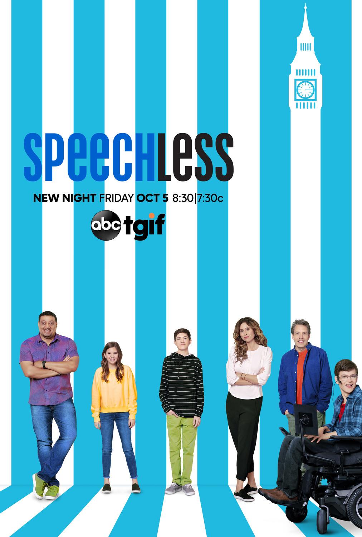 Nekalbantis (3 Sezonas) / Speechless Season 3