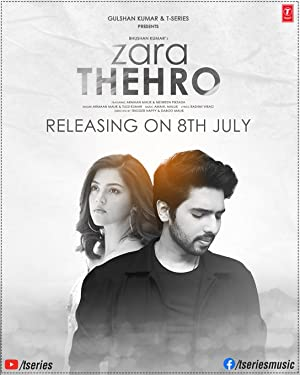 Zara Thehro song lyrics
