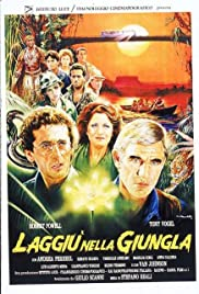 Down There in the Jungle Poster