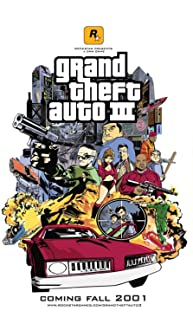Grand Theft Auto III (2001 Video Game)