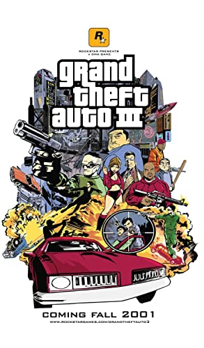 Grand Theft Auto III (Video Game )