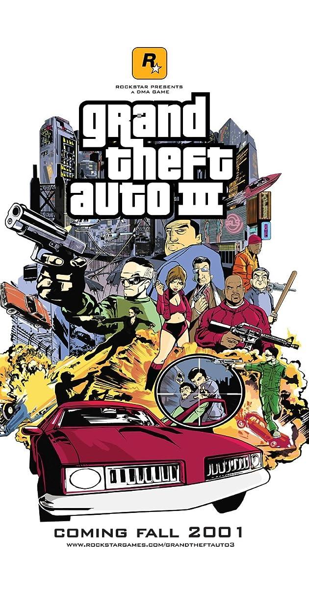 Grand Theft Auto III (Video Game 2001) - Soundtracks - IMDb