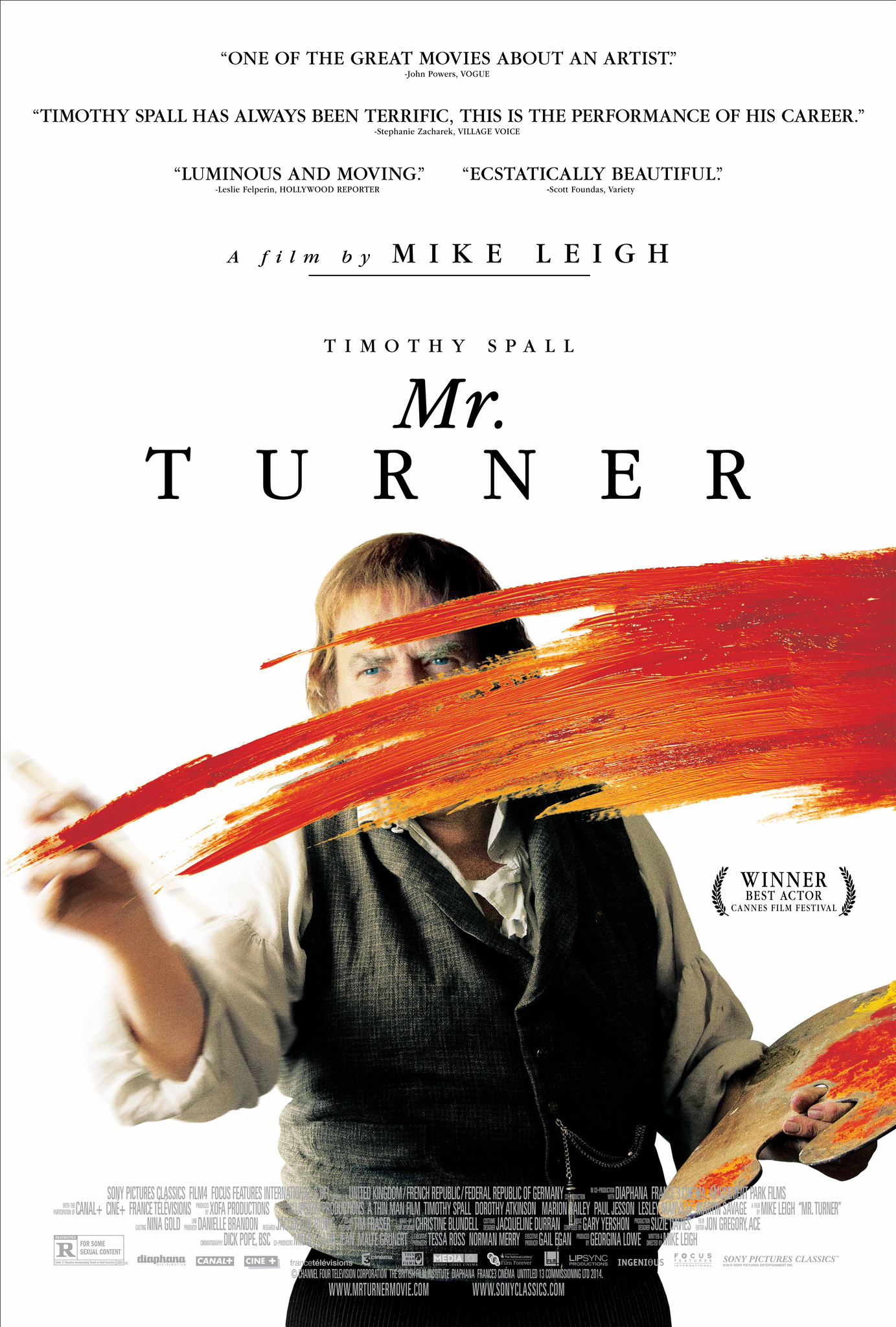 Mr  Turner (2014) - IMDb