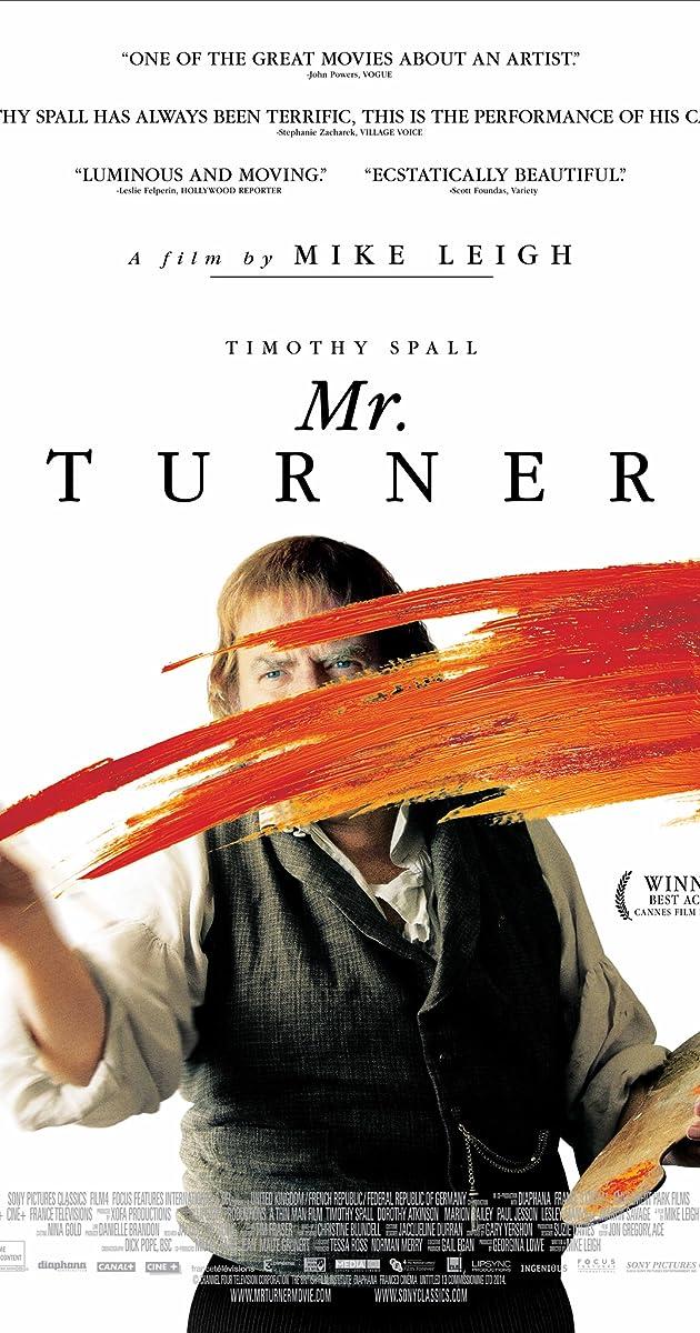 Subtitle of Mr. Turner