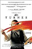 Mr. Turner (2014) Poster