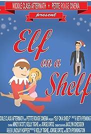 Elf on a Shelf Poster