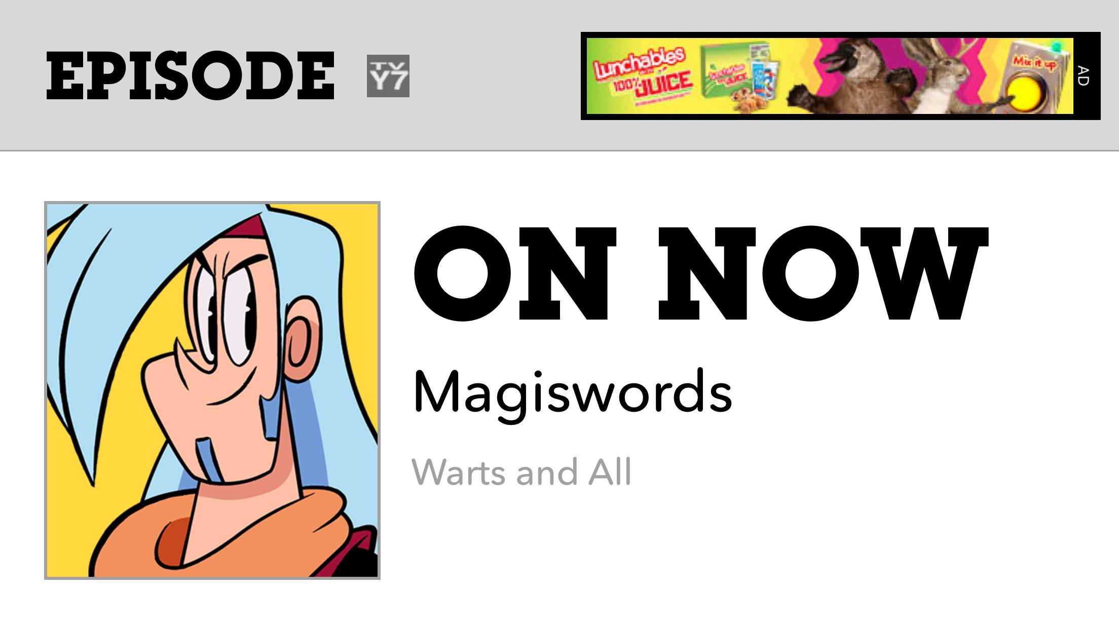 Mighty Magiswords (2015)